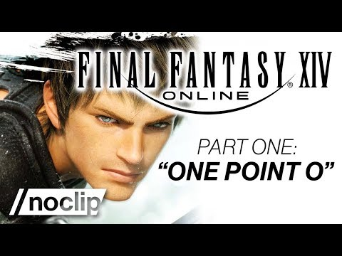 "FINAL FANTASY XIV Documentary Part #1 – ""One Point O"""