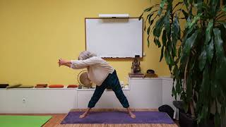 Ioga 20 movilidad lumbo-sacra