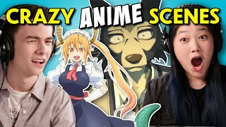 Can You Guess What Happens Next In These Crazy Anime Scenes? (BEASTARS, Kakegurui & More!)