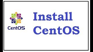 CentOS 7 step by step installation