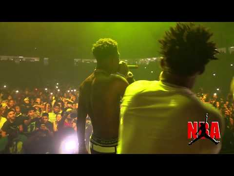 YoungBoy Never Broke Again - Through The Storm (Official Video) LIVE