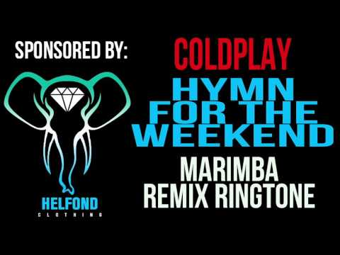 Coldplay Hymn For The Weekend Remix Ringtone And Alert Mp3