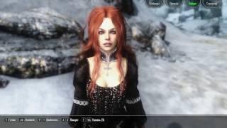 Skyrim Demonica [Lilith/Лилит] v1.6.1. Демоника Лилит
