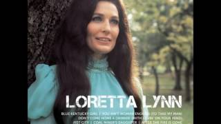 Loretta Lynn - After The Fire Is Gone