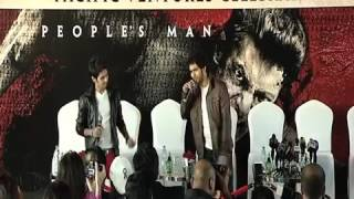 "Armaan Malik & Amal Mallik Live ""Love You Till The End"""