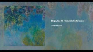 Élégie, Op. 24