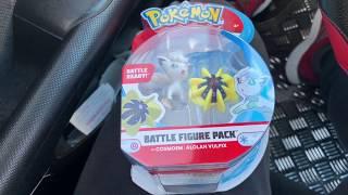 Cosmoem  - (Pokémon) - Pokémon Vulpix Alolan Y Cosmoem Wicked Cool Toys