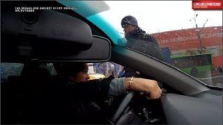 как Полиция ORJEUNESSE за спецсигналы штрафовала