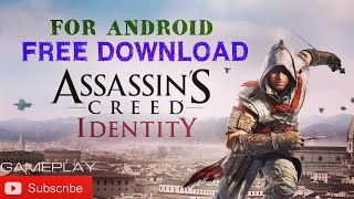 assassins creed identity android gameplay offline