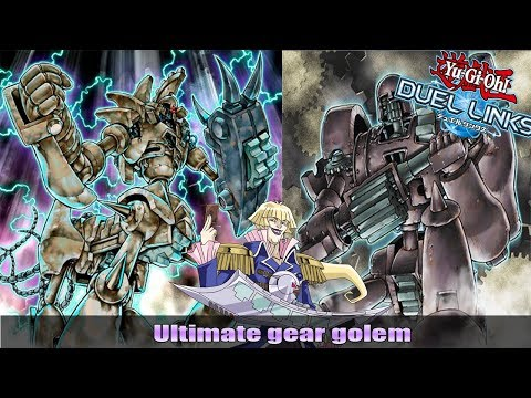 THE ULTIMATE ANCIENT GEAR GOLEM DECK RELOADED [Yu-Gi-Oh