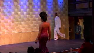 preview picture of video 'Evening Gown Category - Miss Platinum Gem City 2013'