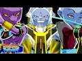 Beerus & Whis Fuse! THE ULTIMATE GODLY FUSION | Dragon Ball Fusions 3DS