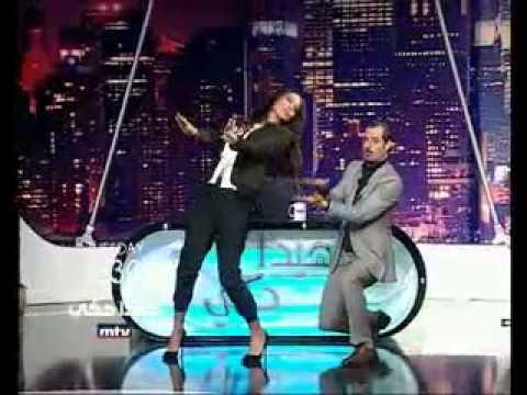 Hayda 7akeh promo with Nadine Nassib Njeim and Mohamad Bannout on MTV Lebanon