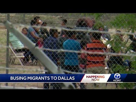 Migrants in Deming relocated to Denver, Dallas