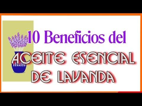 10 Beneficios y Propiedades del Aceite Esencial De Lavanda