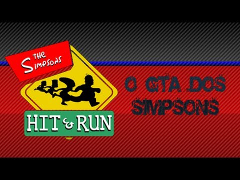 The Simpsons - Hit & Run O GTA dos Simpsons