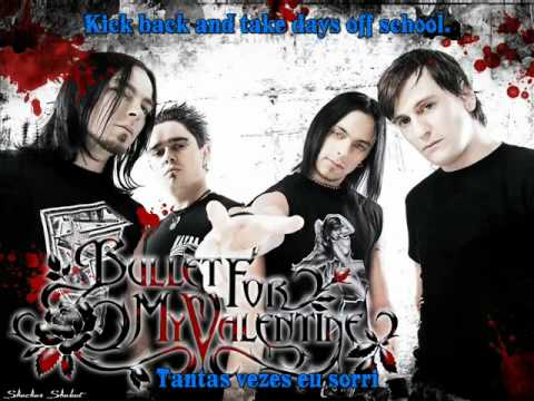 Bullet for my Valentine - Curses ( legendado )