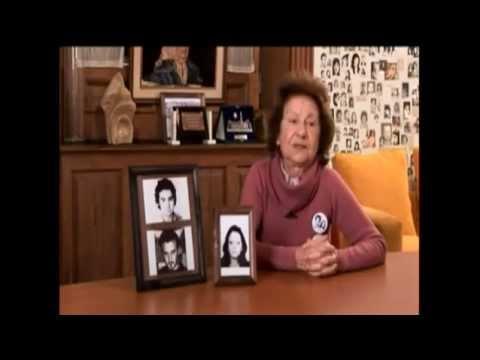 <p>La Abuela Aida Kancepolsky encontró a su nieto Sebastián Rosenfeld Marcuzzo en el año 1983.</p>