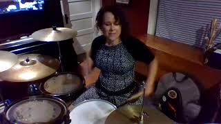 Scratch Drum Cover: 'Hurry On Home' By Sleater Kinney