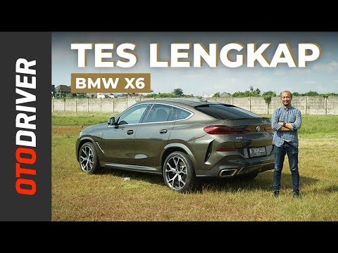 BMW X6 2020 Review Indonesia | OtoDriver