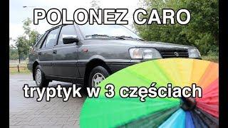 Złomnik: Polonez Caro - tryptyk w trzech częściach