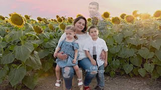 Photographer helps bring family back together