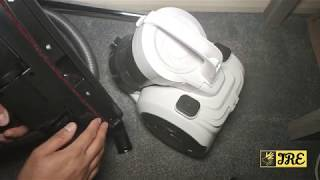 Russell Hobbs RHCV1601 Cylinder Vacuum Cleaner (Review)