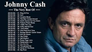 Johnny Cash Greatest Hits 2021 – Johnny Cash Best Songs