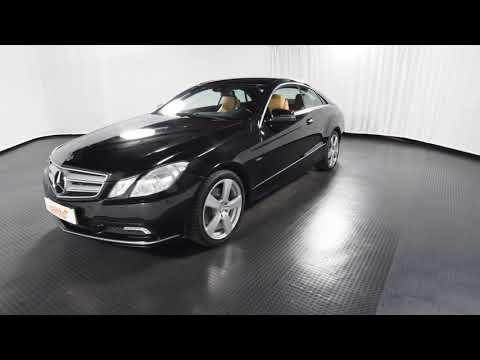 Mercedes-Benz E 350 CDI BE Coupé A, Coupe, Automaatti, Diesel, KRK-239