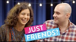 Can Men and Women Be Just Friends?   The Science of Love