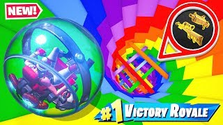 BALLER VEHICLE *PLINKO* in Fortnite
