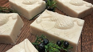 Easy Melt & Pour Soap - Handmade Gift Ideas - How To Make Soap - Wildflower Woods