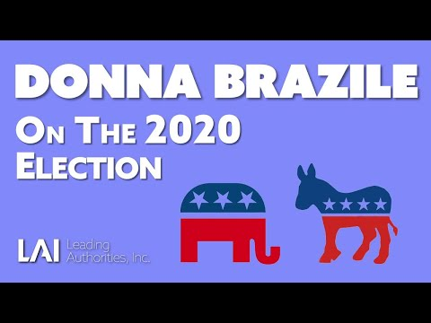 Donna Brazile on the 2020 Election