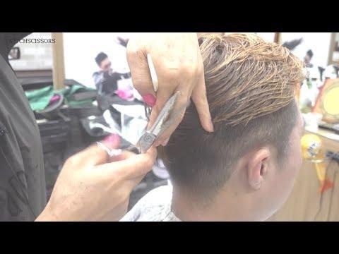 투블럭컷(Two Block Haircut)