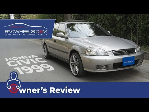 Honda Civic 1999 Owner's Review