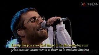 Oasis - Live Forever (Sub Español + Lyrics)