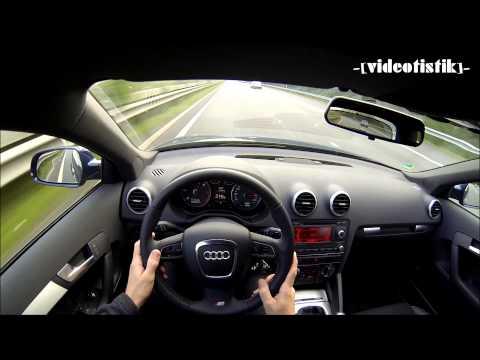 Audi A3 Cabriolet S line 2.0 TDI 140 ch 6 vitesses