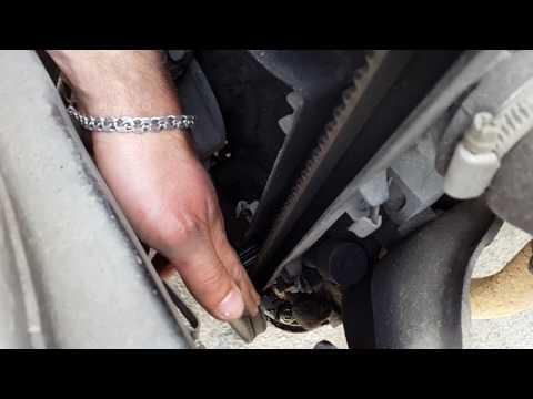 как определить течь сальников, помпы и прокладки поддона картера двигателя