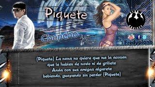 """Piquete"" (Letras) - Wisin Ft. Plan B ✔"