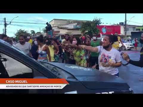 Caso Miguel: Delegacia abriu no horário mais cedo para proteger Sarí, afirma advogado