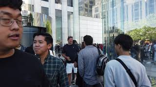 Picking Up the iPhone 11 Pro at the Reopened 5th Ave Apple Store