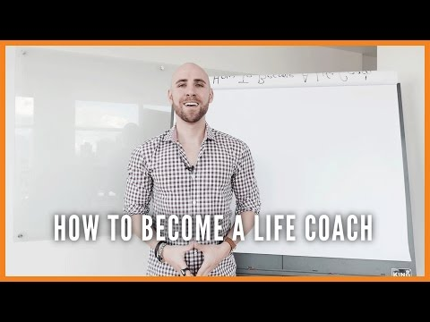 How To Become A Life Coach - YouTube