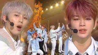 Wanna One(워너원) - Spring Breeze(봄바람) @인기가요 Inkigayo 20181202