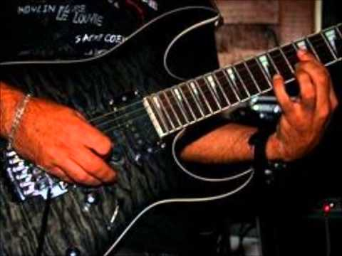 Gary Moore .The loner cover by J.Almarales