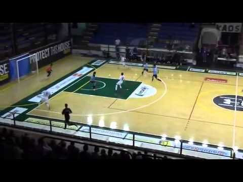 Preview video kaos_futsal - lc solito martina - highlights 5�giornata serie a 2013-