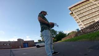 IS THAT A CRANE!! YES PLEASE!!   FPV FREESTYLE