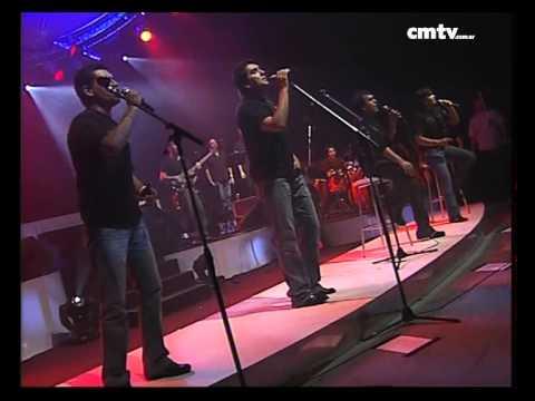 Los Nocheros video Procuro olvidarte - CM Vivo 2005
