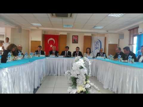 Çalışma Hayatında Milli Seferberlik Antalya'da