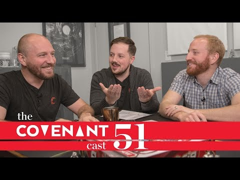 Adepticon 2018 | The Covenant Cast - Episode 51