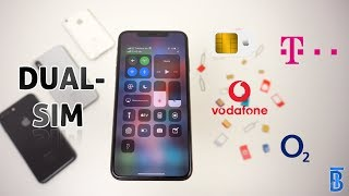 Dual SIM / eSIM im iPhone aktivieren und nutzen! - touchbenny